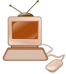 Televizorius kompiuteryje