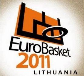 Europos krepšinio čempionato logotipas