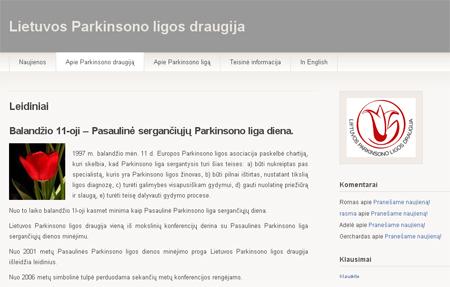 parkinsonas_org