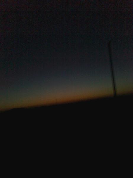 Ankstyvas rudens rytas