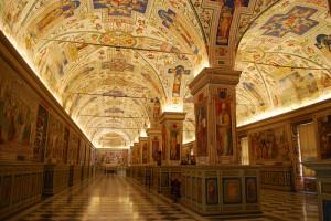 Vatikano muziejaus galerijos