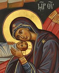 Ikona - vaizdu išreikštas Dievo šlovinimas.