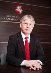Ministras Donatas Jankauskas
