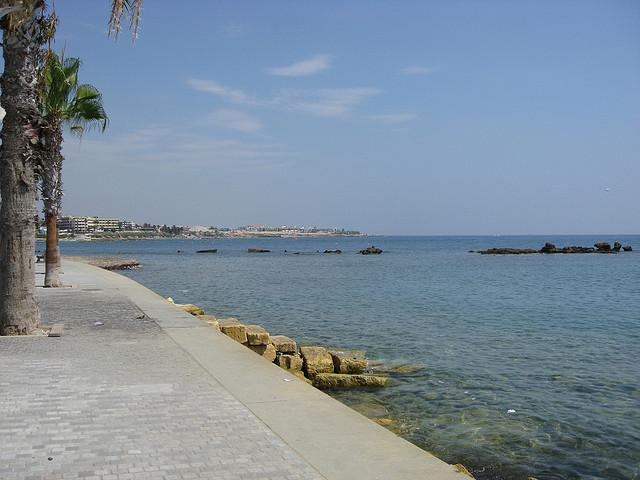 Pafos uostas_Kipras