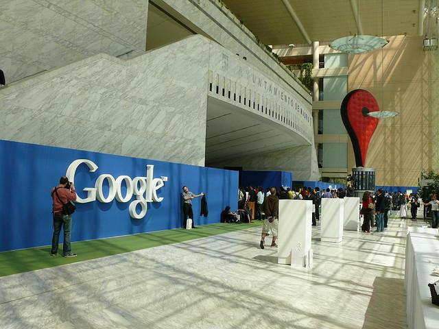 google lankytoju skaicius