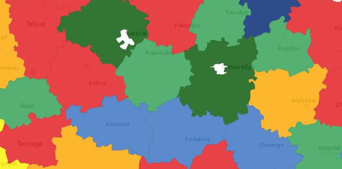 2015 m. Lietuvos Respublikos savivaldybių tarybų ir merų rinkimų rezultatai
