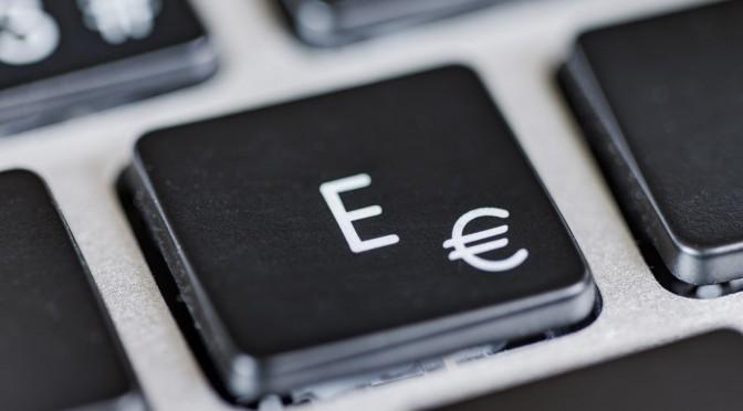 Kaip kompiuterio klaviatūroje padaryti euro ženklą?
