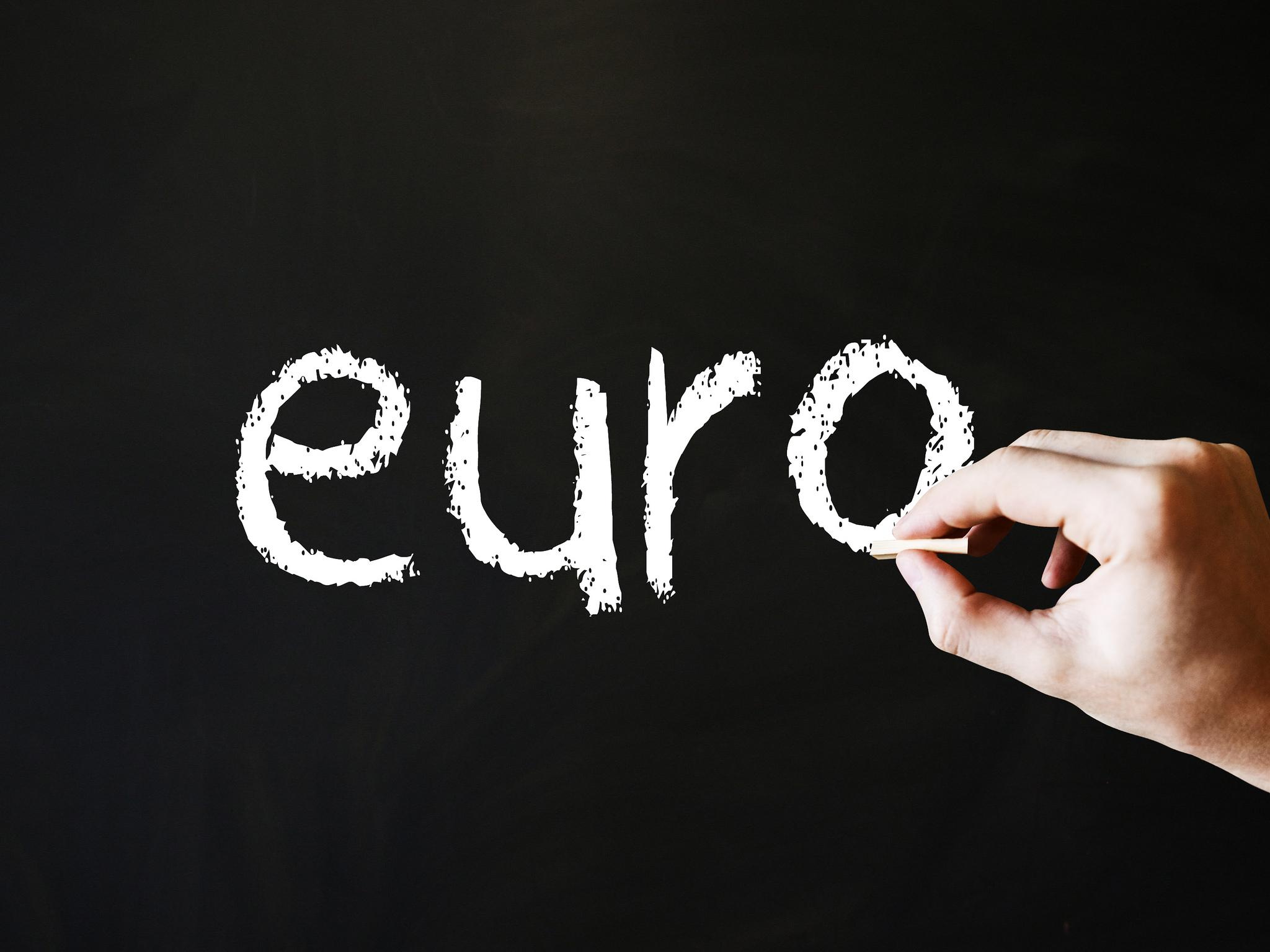 kaip padaryti euro zenkla